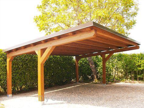 16 Diy Garage Storage Ideas For Neat Garages Kelly S Diy Blog Carport Designs Diy Carport Modern Carport