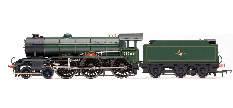 Hornby R3003 BR 4-6-0 'Barnsley' B17/6 Class - Late BR - Locomotives - Shop