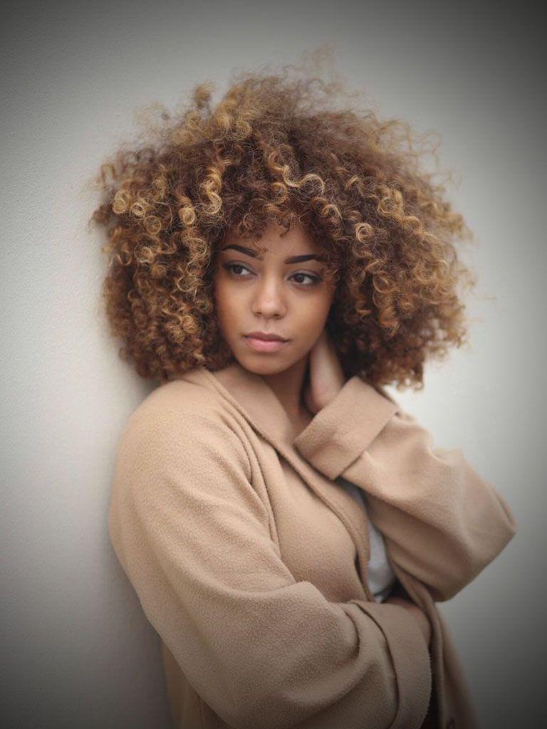 Blonde Natural Curly Hair Tumblr Jpg 768 1024 Natural Hair Styles Curly Hair Styles Hair Styles
