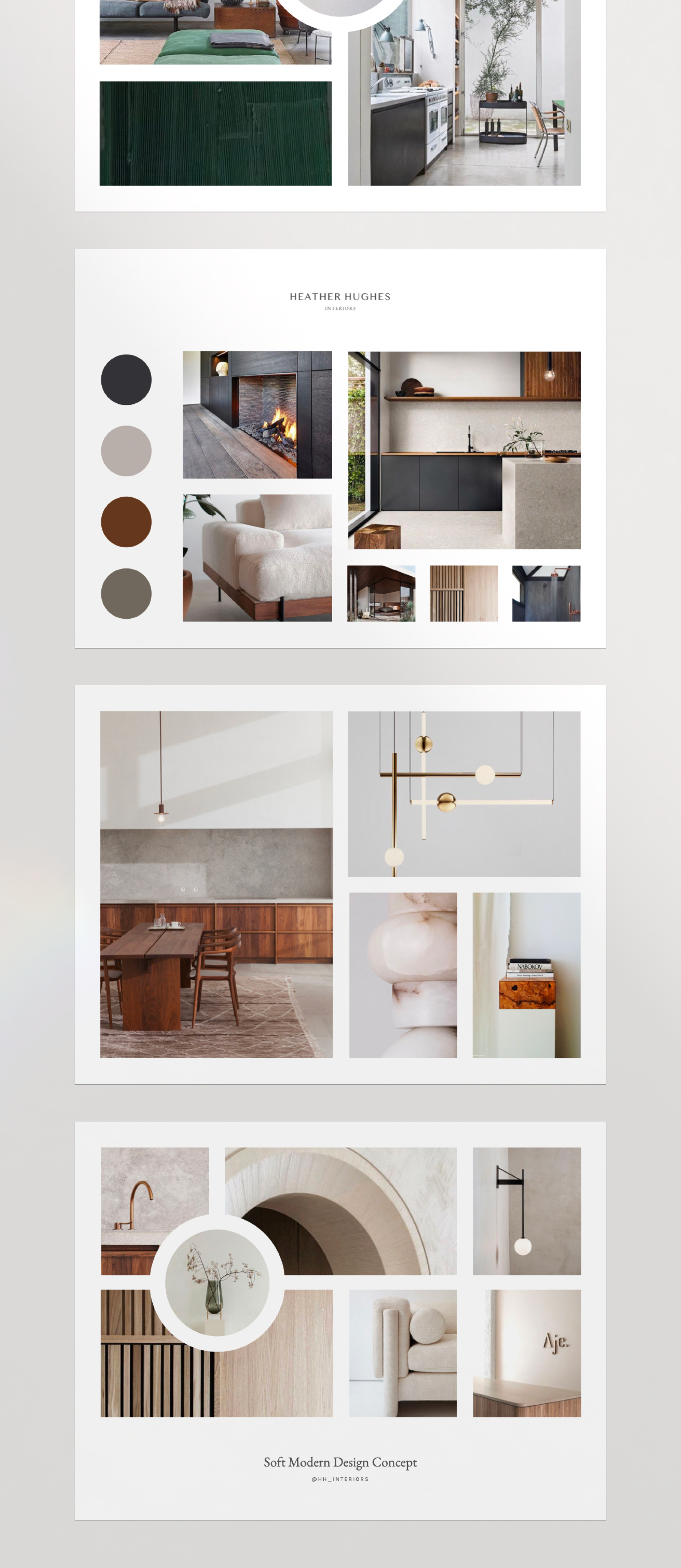 Oslo Moodboard Kit For Keynote Interior Design Portfolio Layout Interior Design Presentation Interior Design Presentation Boards
