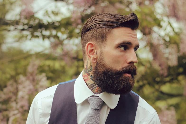 barbe hipster - Google Search