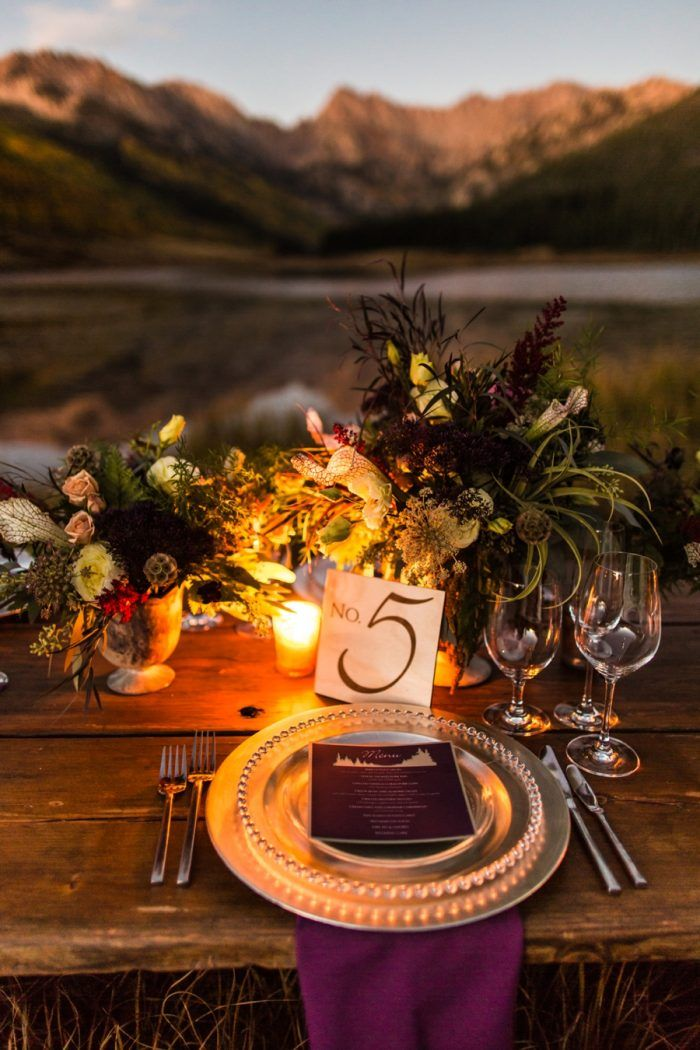 Vail Wedding Inspiration Piney River Ranch Aldabella Photography | Via MountainsideBride.com - ENTIRE POST