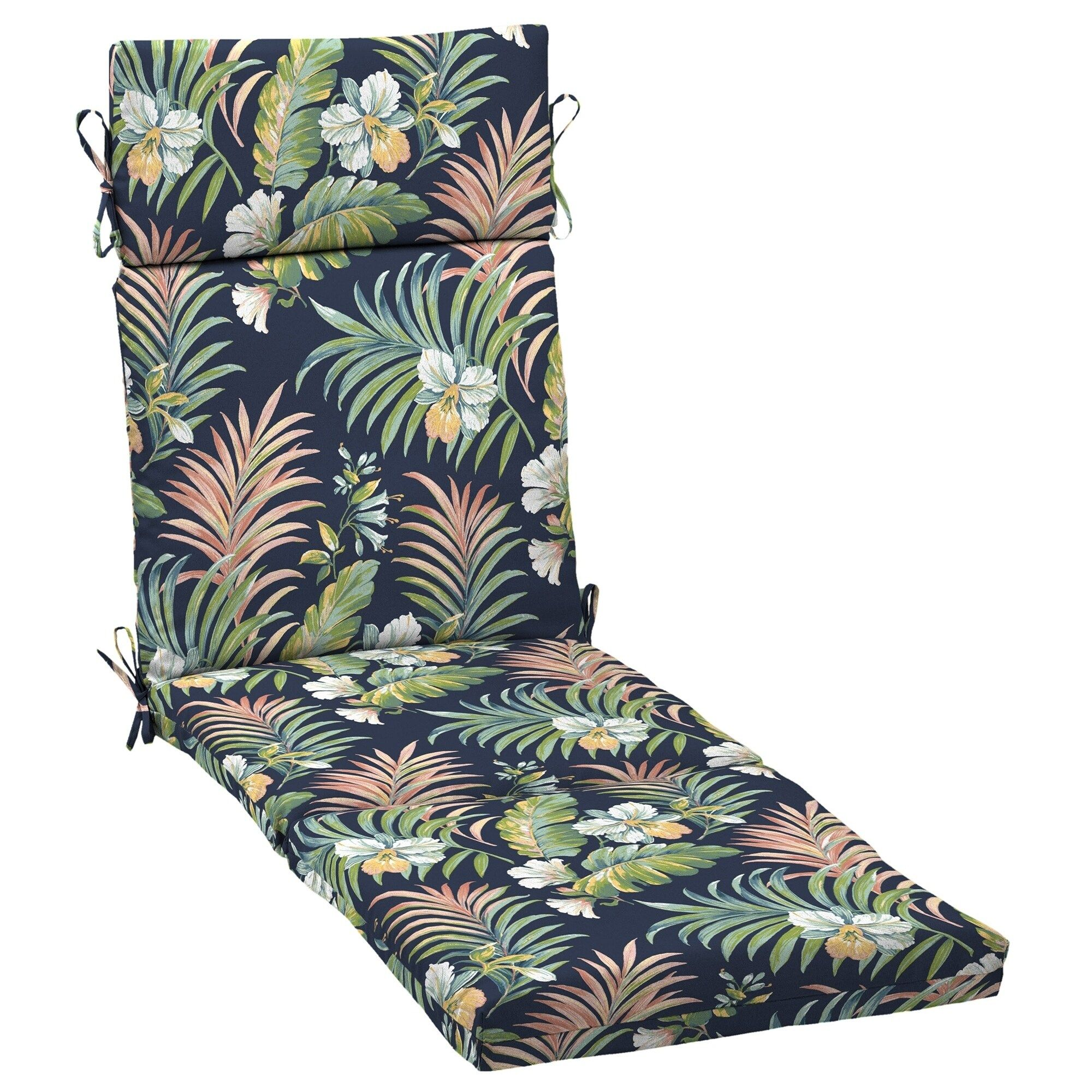 Arden Selections Simone Tropical Outdoor Chaise Lounge