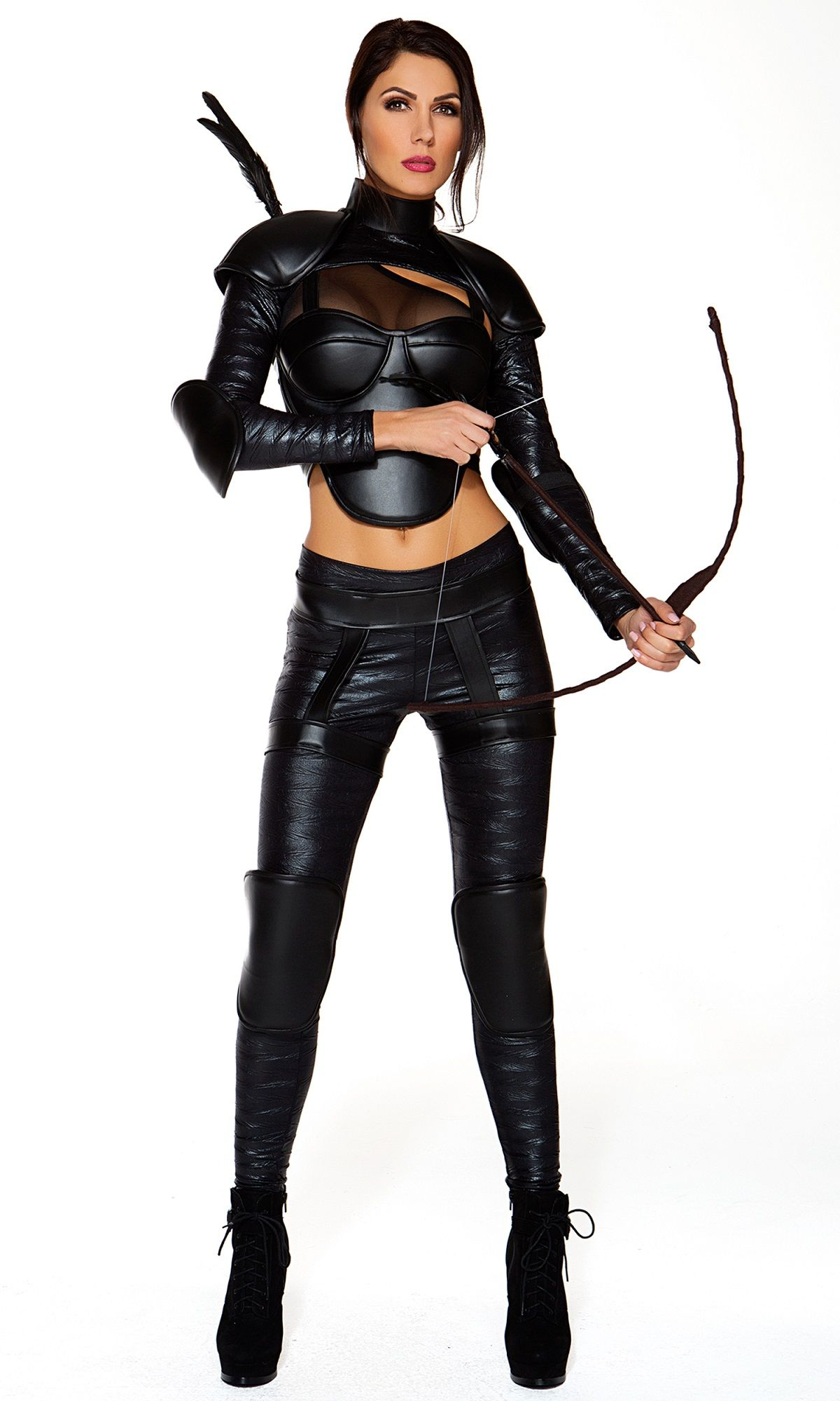 adult warrior huntress woman costume | cosplay & costumes
