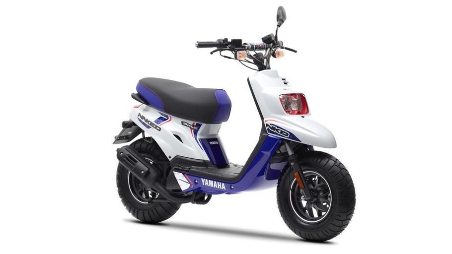 New BWs Of 50 Ccm Are Small And Nice Motorcycle It Appears In A More Different Bright Colors This Scooter Have Only 3 Horse Power But Is Average