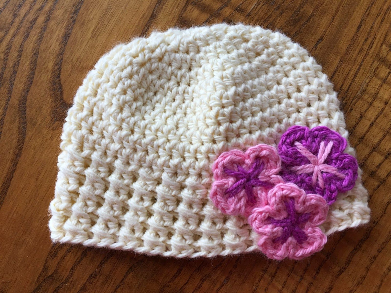 Even though it is still winter where I live, I am ready for spring. I have been thinking about all the things that I can make with crochet...
