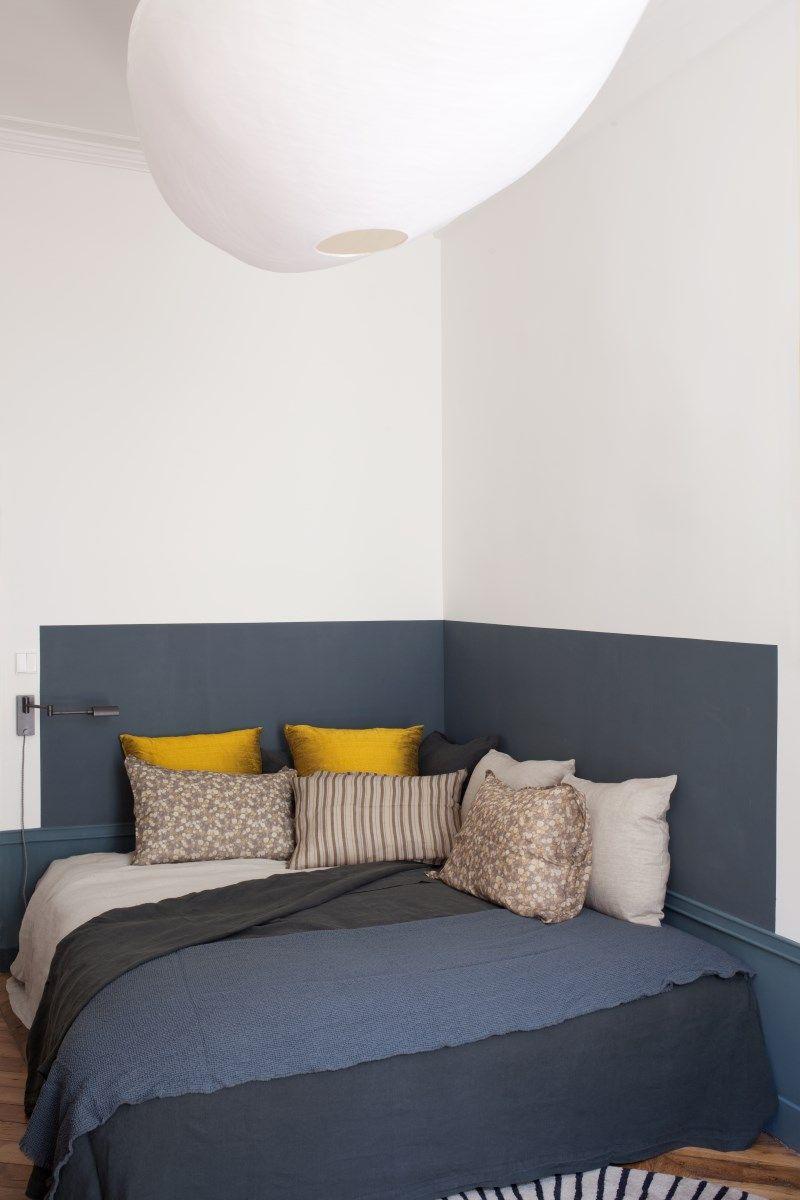 cama eu de bleu profond tristan auer chambres pinterest. Black Bedroom Furniture Sets. Home Design Ideas
