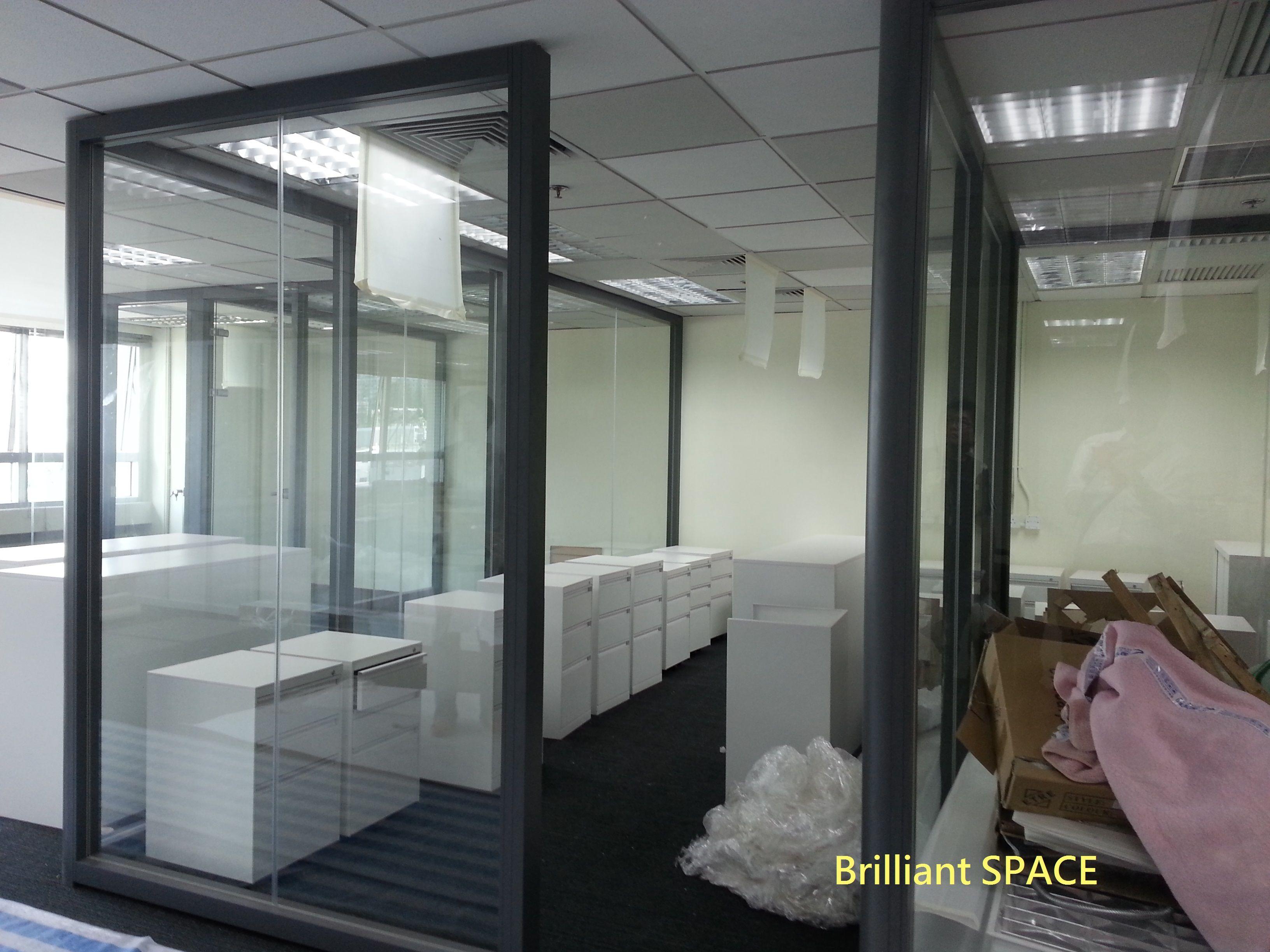 Glass System Wall 創新中心 (無鑽地裝置) 16