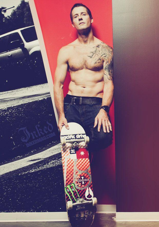 Danny Way | Inked Guys | Inked men, Attractive people, Ink ...