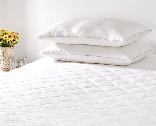 100 Mulberry Silk Filled Mattress Topper Mattress Pad