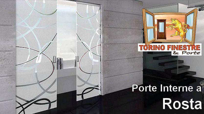 porte Interne Rosta e showroom, Rosta porte e finestre, Rosta ...