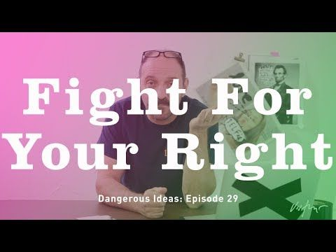Fight For Your Right to be creative