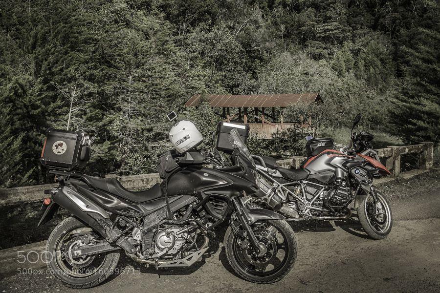 Moto Adventure by nicolasbernal30