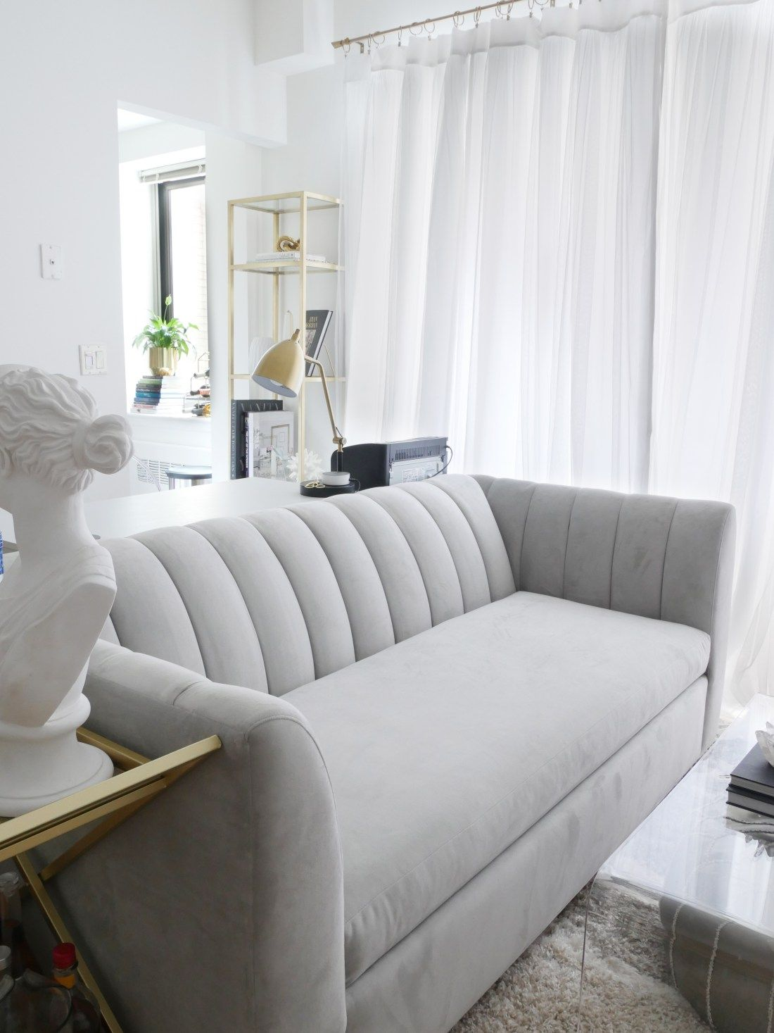 My 450 Sqft Studio Apartment Reveal Sofas For Small Spaces