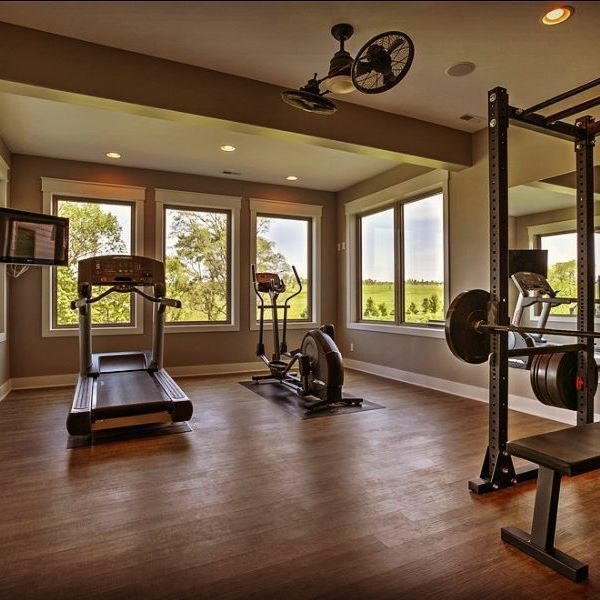 Home Gym Design Ideas Basement: Take A Look On The Leading Home Gym Ideas From Those Of Us