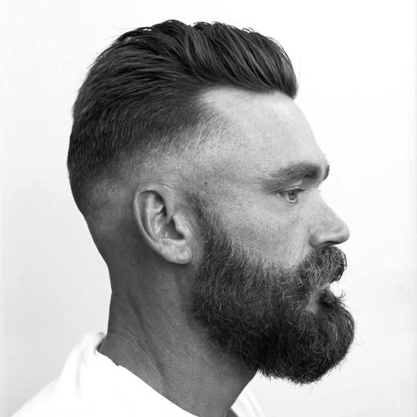 101 Short Back & Sides Long On Top Haircuts To Show Your Barber in ...