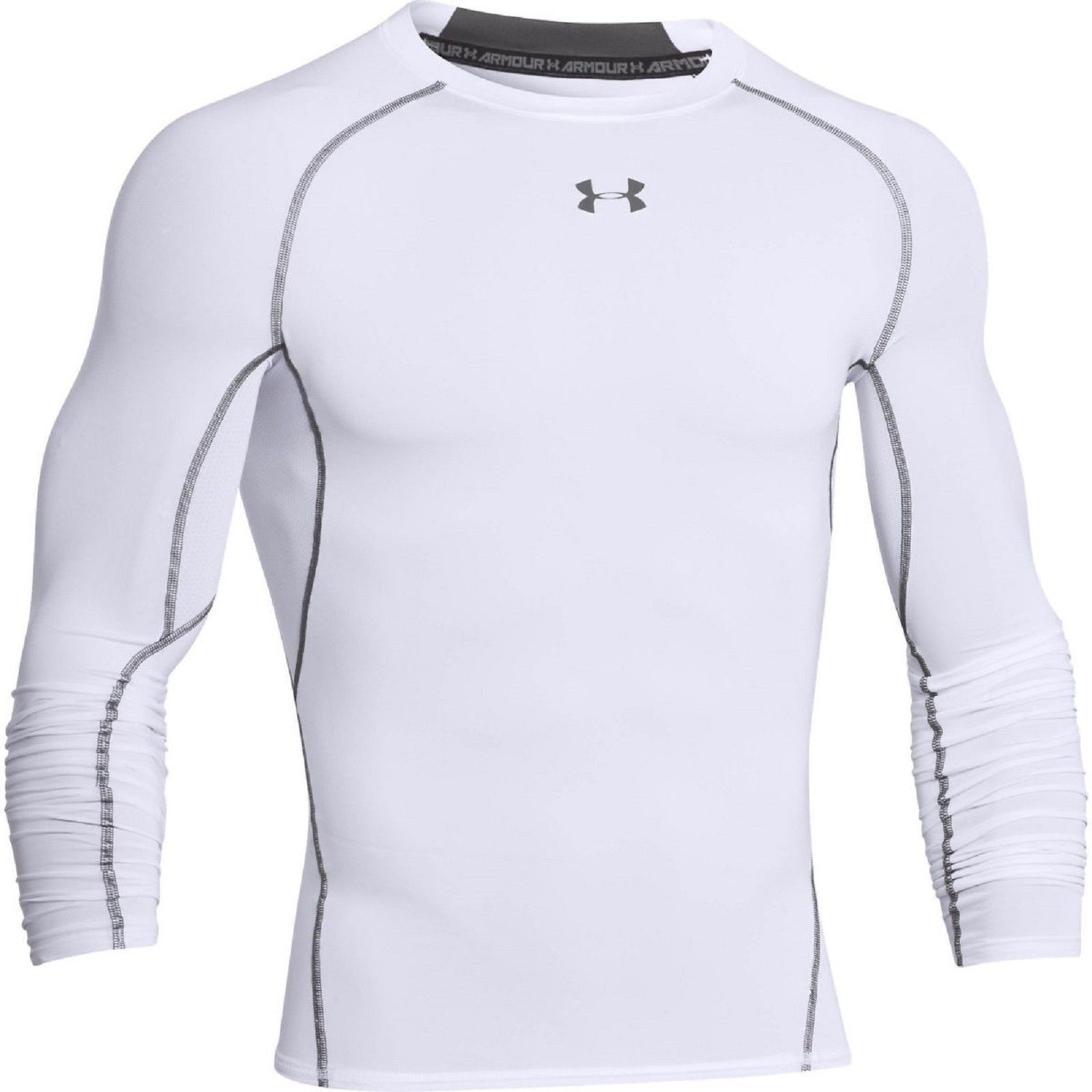 UNDER ARMOUR LONG SLEEVE HEATGEAR COMPRESSION SHIRT Armour is the first  thing you put on   the last thing you take off c2b8dc4fbb