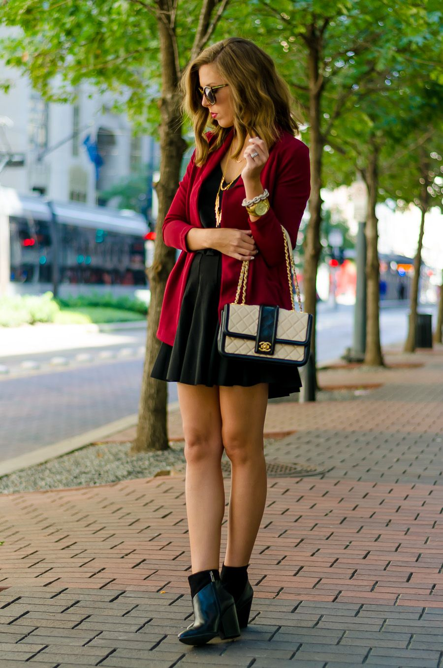 Fall Booties • For the Love of Fancy