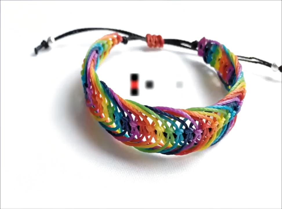 Diy Braided Rope Bracelet In 2020 Rope Bracelets Diy Braided Rope Bracelet Diy Bracelets Video
