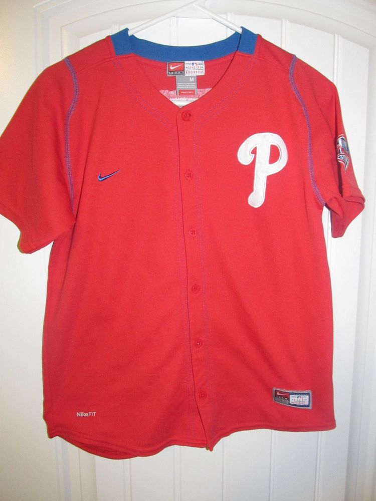 detailed look 8fcca 0e036 Chase Utley - Philadelphia Phillies jersey - Nike youth ...