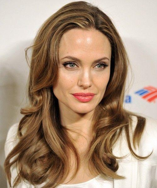 Hair Style Angelina Jolie Hair Long Hair Styles Hair Styles