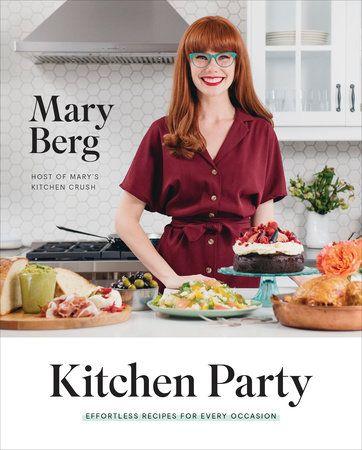 Kitchen Party by Mary Berg: 9780147531247   PenguinRandomHouse.com: Books