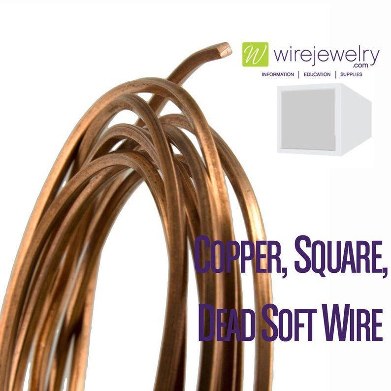 28++ Square copper wire for jewelry ideas in 2021