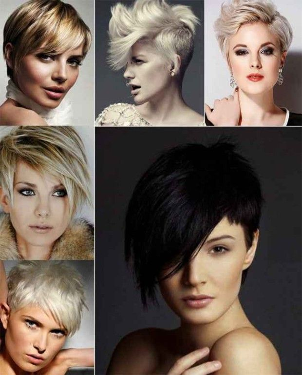 Short Haircuts With Pixie Styles Trends 2019
