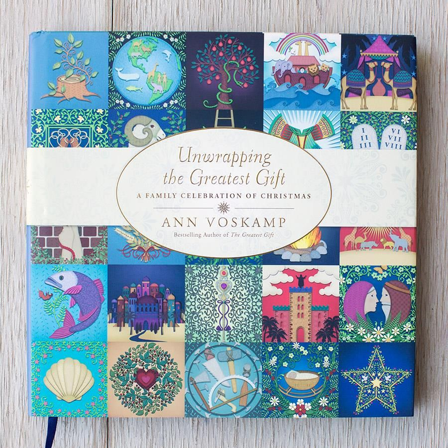Ann Voskamp - Unwrapping the Greatest Gift | A DaySpring Christmas ...