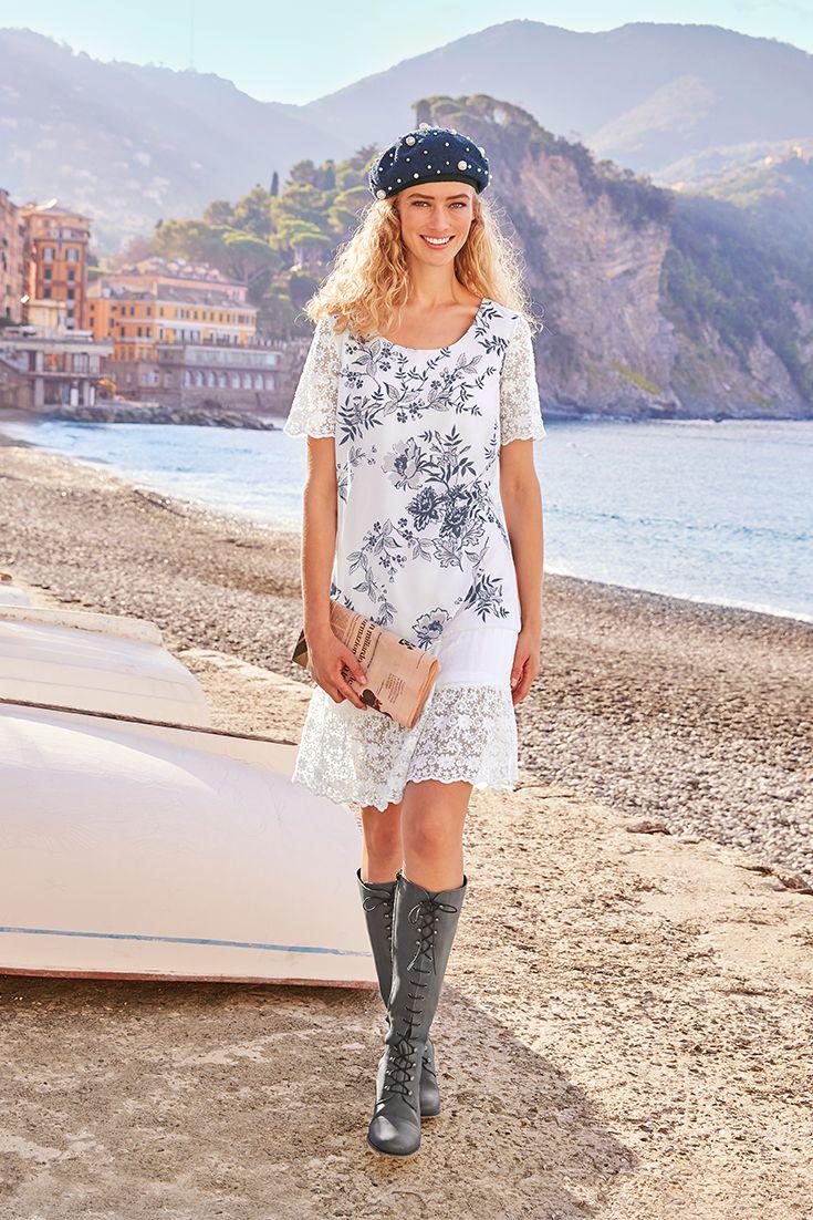 Pin von Heine auf Frühlingslooks | Mode, Kleider, Modestil