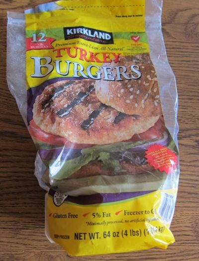 Healthy Frozen Turkey Burgers From Costco Nutrition And Recipes