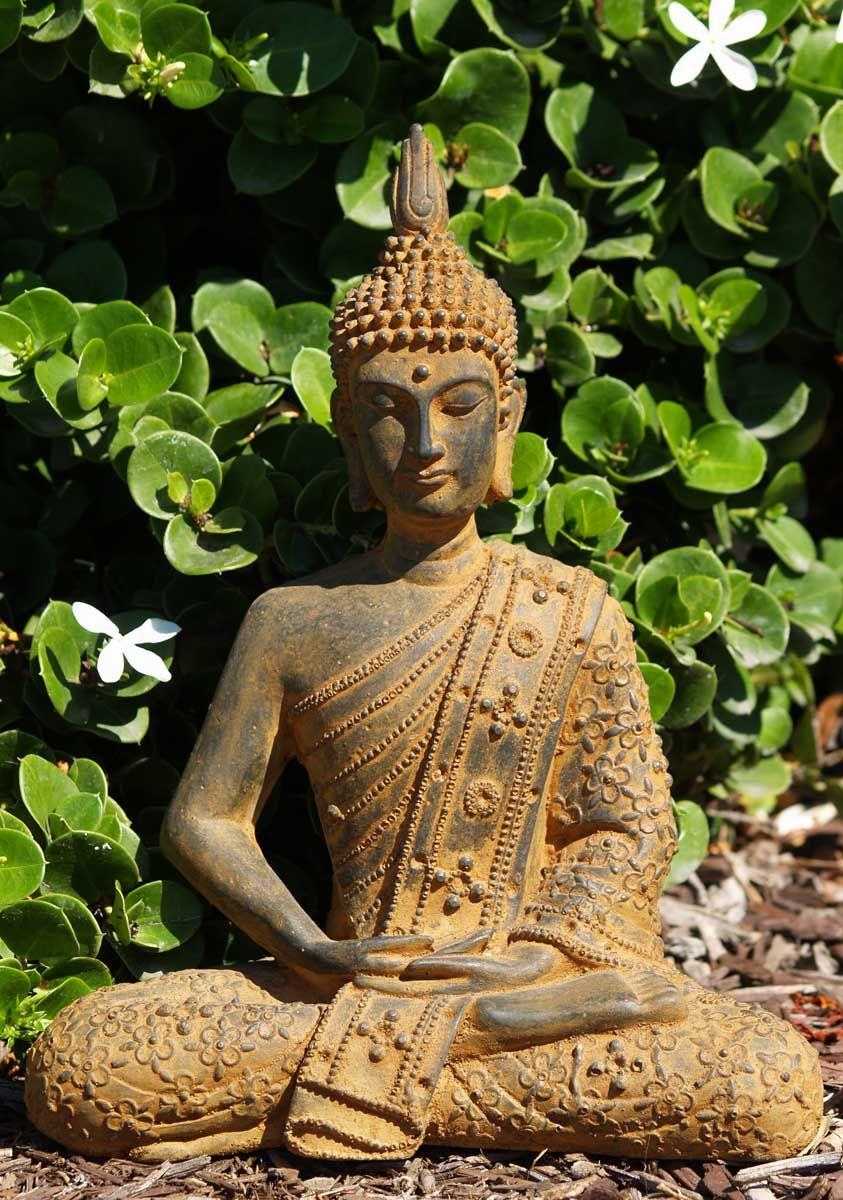 buddha garden statue. View The Stone Thai Buddha Garden Statue 11\