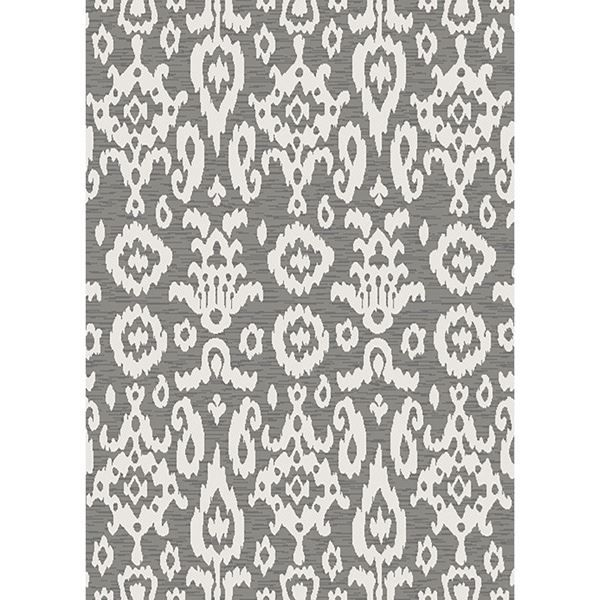 American Furniture Warehouse Online Shopping: Easy Clean Grey Ikat By Central Oriental Is Now Available