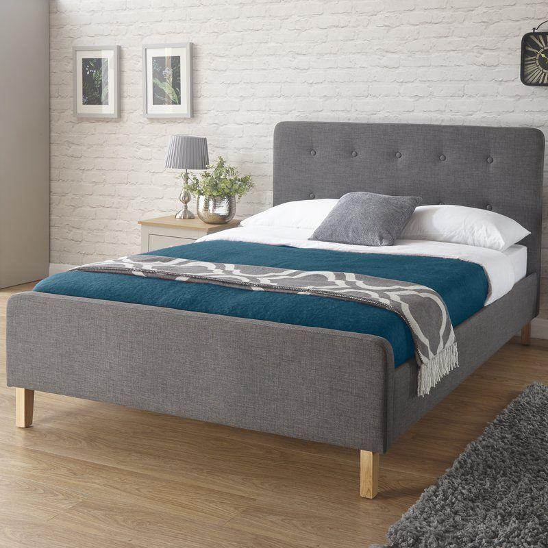 Thoms Upholstered Bed Frame Upholstered Beds Upholstered Bed