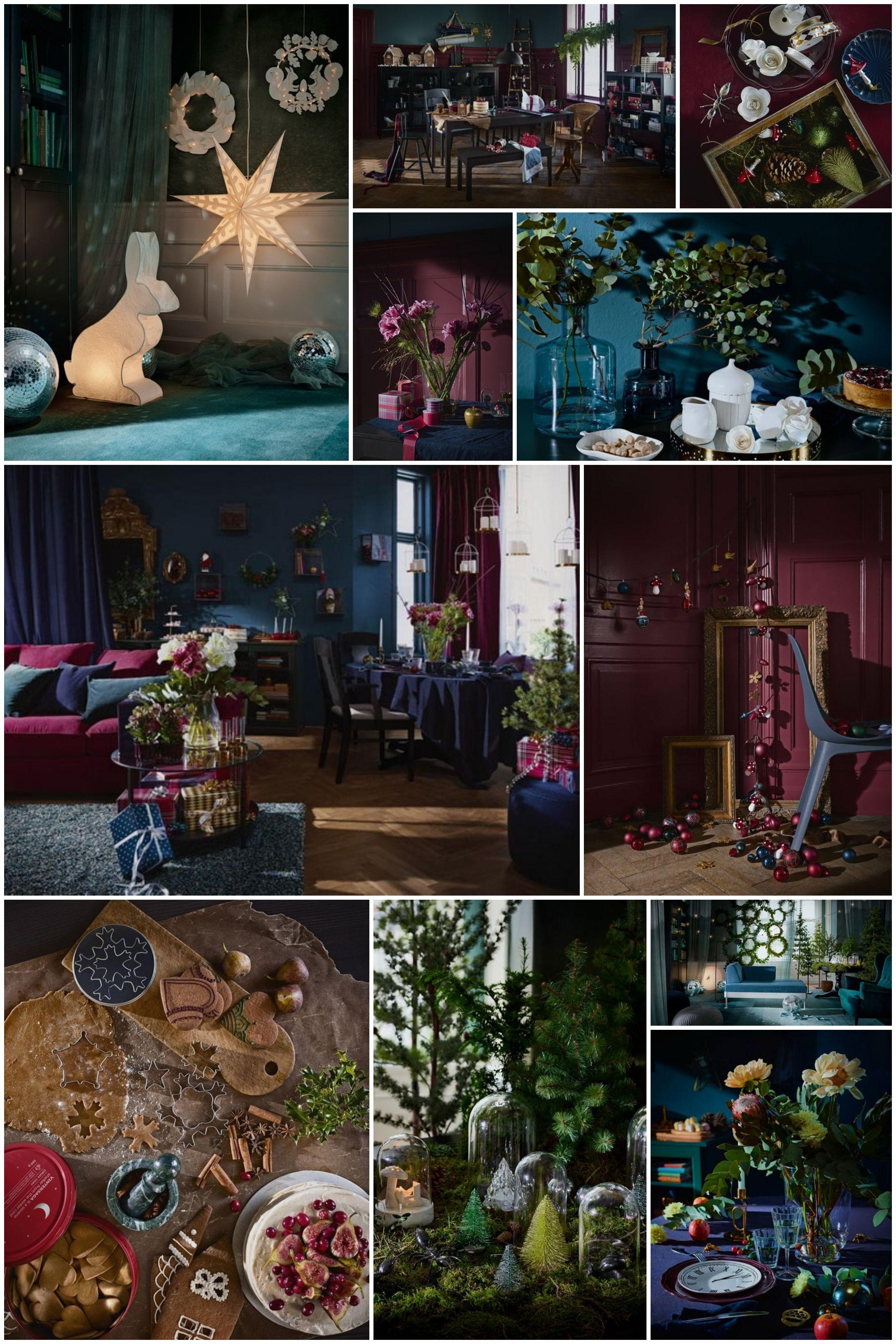 014571a0379 Inspiración para Navidad. Decoraciones navideñas de IKEA.  ikeanavidad   estiloydeco  decoracionnavideña  inspiracionnavideña  tendenciasnavideñas