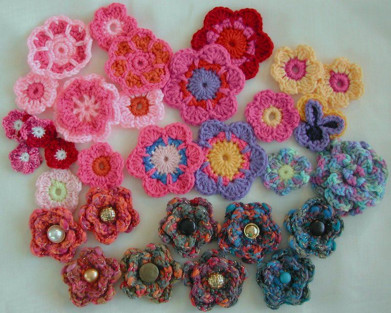 31 Flowers by joanieponytail on deviantART