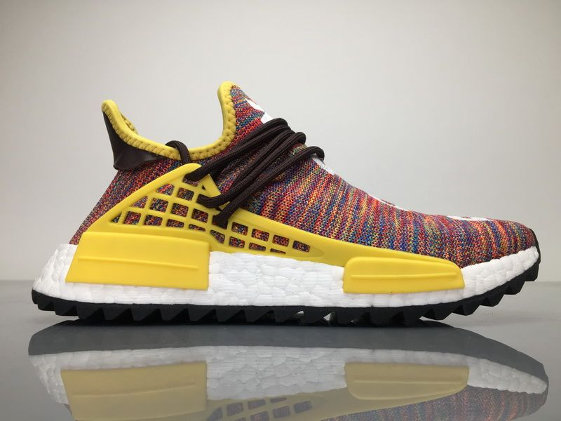"2003ab5bb Adidas NMD Human Race Pharrell Williams "" Rainbow ""for Sale"