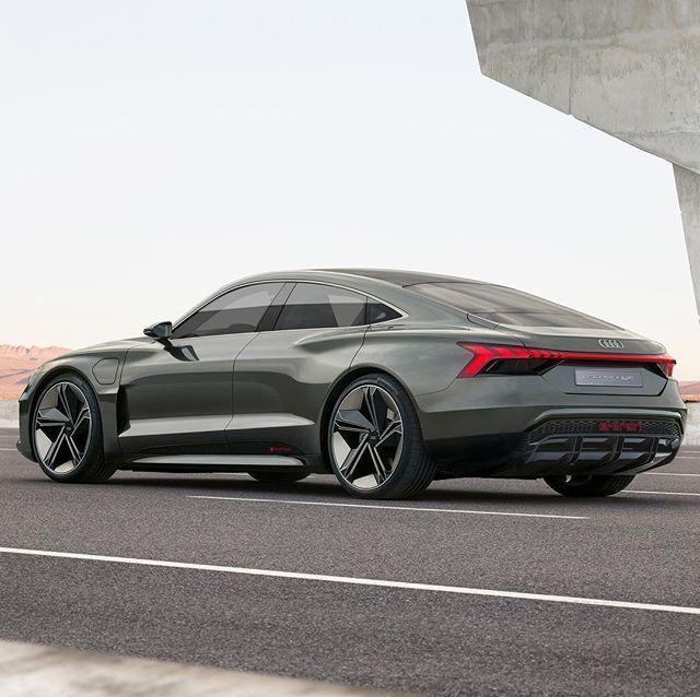 E-tron GT - - #Audi