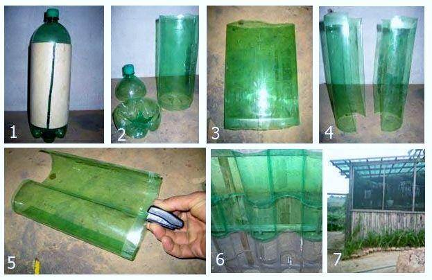 Roof Tiles From Plastic Bottles With Images Bottle Luxury Design Plastic Bottles
