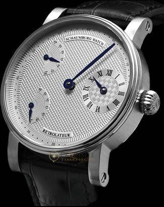 Schaumburg Watch Retrolateur