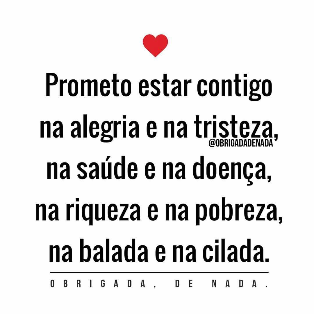 Prometo !!!