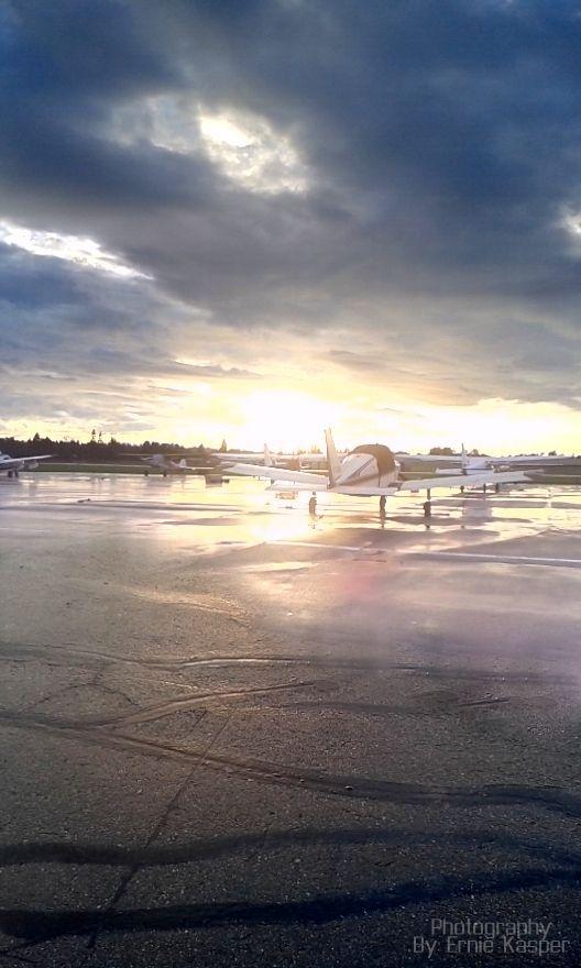 #langleyregionalairport #clouds #wonder #planes #concrete #runway #langley #langleyfresh