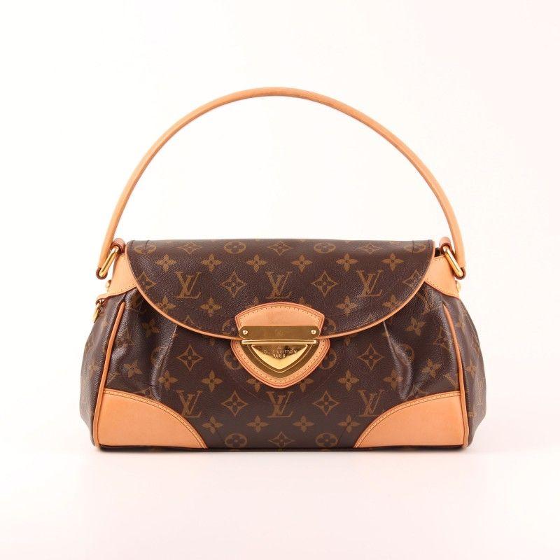 447700e3ba Louis Vuitton Beverly MM Monogram. | Nothing but bags | Moda ...