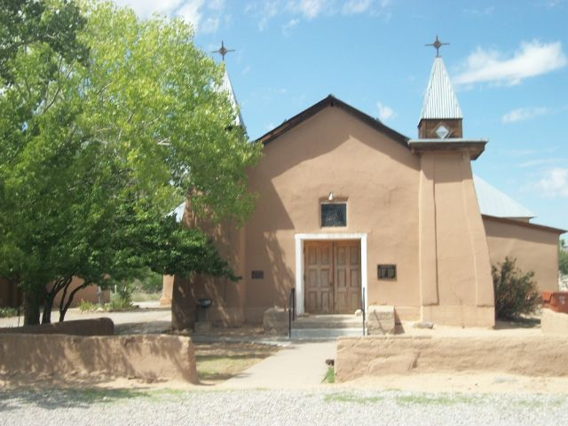 Old San Ysidro Church Corrales NM