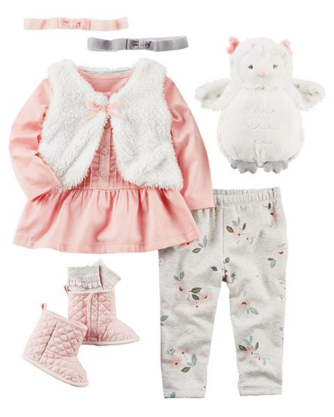 baby girl outfits babies pinterest girl outfits carters baby girls and carters baby. Black Bedroom Furniture Sets. Home Design Ideas