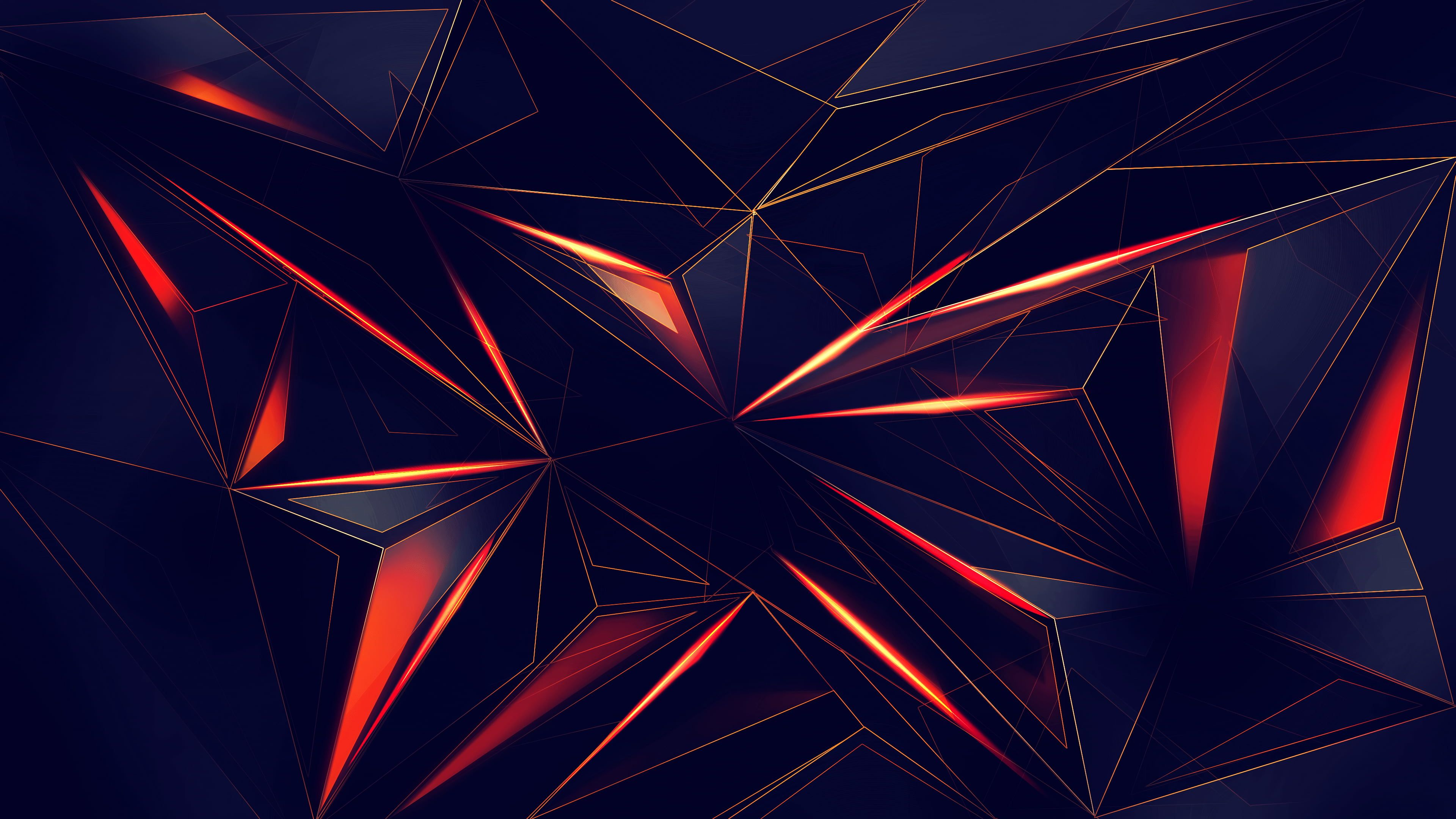 Red And Blue Digital Wallpaper Abstract Digital Art 3d Abstract Lines 4k Wallpaper Hdwallpaper Desktop Abstract Wallpaper Uhd Wallpaper Abstract