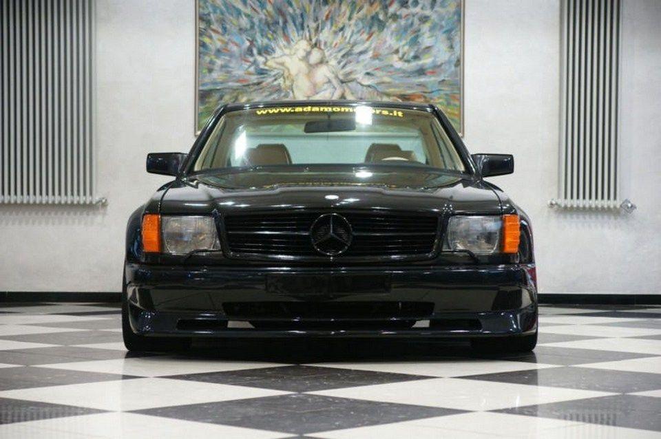 Mercedes-Benz 560 SEC AMG Special Koenig | Cars & Bikes