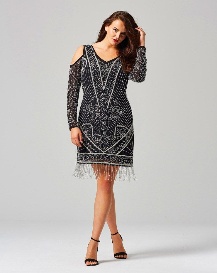 Plus Size Holiday Party Desses | Fashion and Fun! | Fashion, Dresses ...