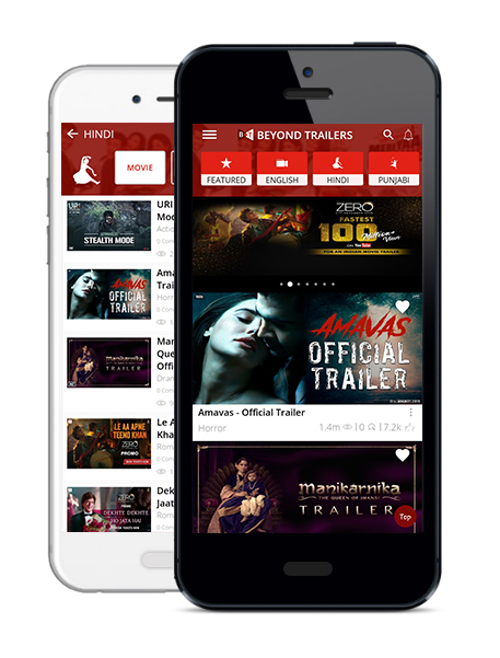 Beyond _Trailers allows you to watch and download all the