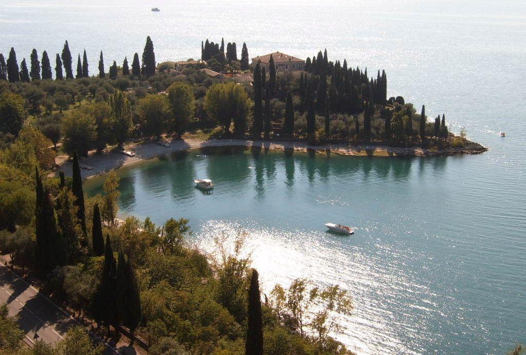 Punta San Vigilio Veneto Wikipedia Lake Garda Places To
